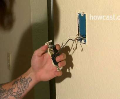 how to wire an electrical outlet with red white & black wires How to Replace an Electrical Outlet How To Wire An Electrical Outlet With, White & Black Wires Top How To Replace An Electrical Outlet Photos