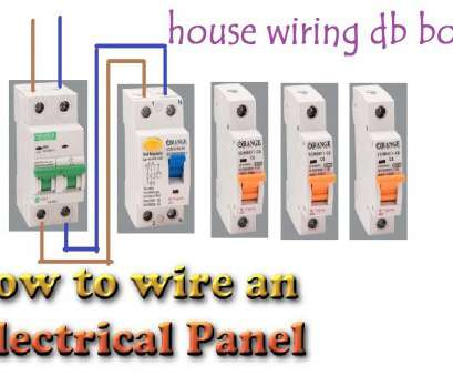 how to wire an electrical panel How to wire an Electrical Panel 18 New How To Wire An Electrical Panel Ideas