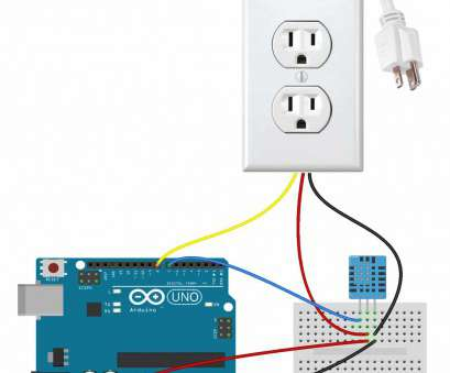 how to wire an electrical plug Turn, Appliance into a Smart Device with an Arduino Controlled How To Wire An Electrical Plug Top Turn, Appliance Into A Smart Device With An Arduino Controlled Galleries