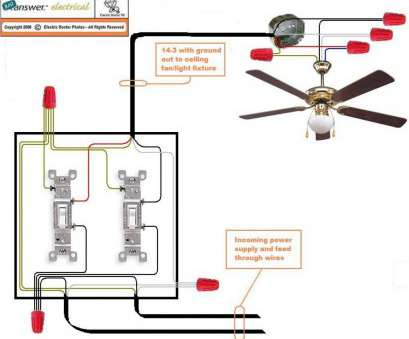 how to wire ceiling fan and light to separate switches Peaceably Ceiling, As Wells Light, Wiring Diagram. Wire Ceiling, Light Separate Switches How To Wire Ceiling, And Light To Separate Switches Creative Peaceably Ceiling, As Wells Light, Wiring Diagram. Wire Ceiling, Light Separate Switches Collections