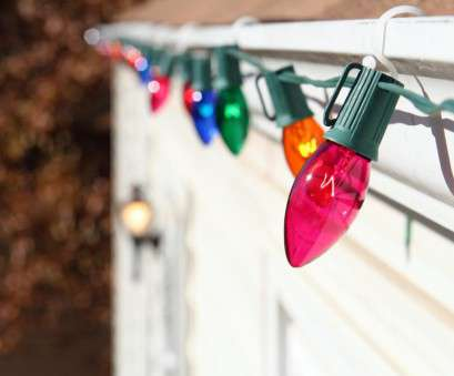how to wire christmas lights outside How to Hang Christmas Lights, DIY How To Wire Christmas Lights Outside Creative How To Hang Christmas Lights, DIY Images
