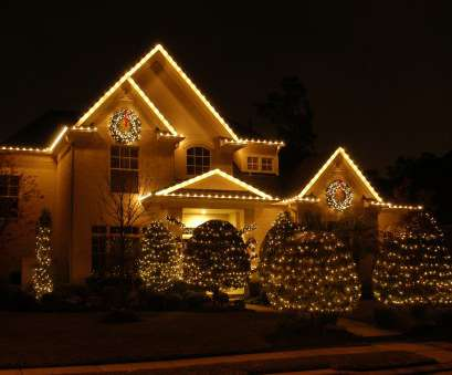 how to wire christmas lights outside Live, Easy Life with Professional Christmas Light Installation How To Wire Christmas Lights Outside Brilliant Live, Easy Life With Professional Christmas Light Installation Photos