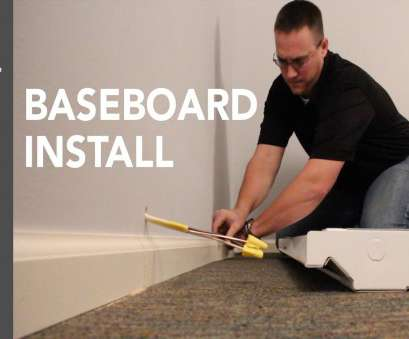 how to wire electric baseboard heater How to install a Cadet electric baseboard heater, Cadet Heat, YouTube 10 Cleaver How To Wire Electric Baseboard Heater Pictures