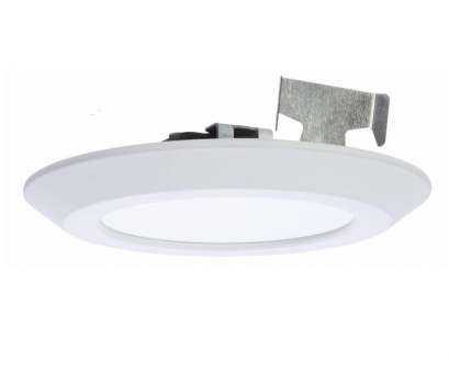 How To Wire Exterior Recessed Lighting Practical Halo 5, And 6, Matte White Integrated, Recessed Surface Mount Trim With 80 CRI, 3000K Collections