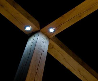 How To Wire Exterior Recessed Lighting Perfect I Love, Mini Recessed Lights They Would Be Perfect, A Mini Reading Nook, Movie Room/Man Cave, Or Bedrooms Images