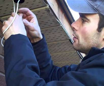 How To Wire Exterior Recessed Lighting Best LED Recessed Soffit, Lights Images