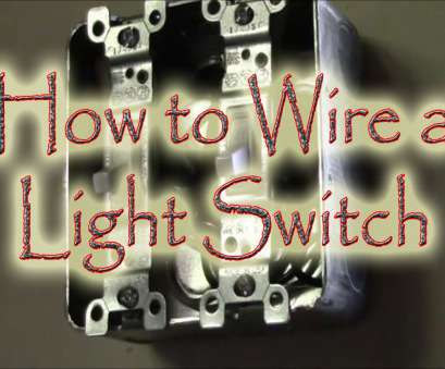 how to wire a 3 gang light switch wiring diagram how to wire a double gang, light swtich youtube rh youtube, 3 Gang Switch How To Wire, Gang Light Switch Wiring Diagram Popular How To Wire A Double Gang, Light Swtich Youtube Rh Youtube, 3 Gang Switch Pictures