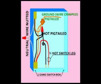 how to wire half switched electrical outlet How to wire a half, or switched outlet # 87 How To Wire Half Switched Electrical Outlet Cleaver How To Wire A Half, Or Switched Outlet # 87 Galleries