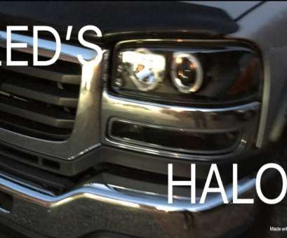 how to wire halo lights to parking lights How to install, and halo headlights on 05, sierra( Duramax gets halo, lights) How To Wire Halo Lights To Parking Lights Popular How To Install, And Halo Headlights On 05, Sierra( Duramax Gets Halo, Lights) Images