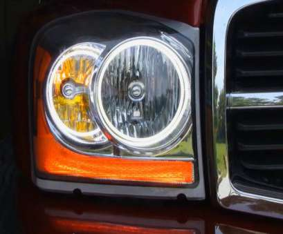 how to wire halo lights to parking lights Plasma Halo rings install on a Dodge Durango Hemi How To Wire Halo Lights To Parking Lights Perfect Plasma Halo Rings Install On A Dodge Durango Hemi Pictures