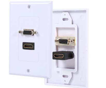 how to wire hdmi wall outlet HDMI, Wall Plate With, Jack Insert 1 Port HDMI Female+1 Port, Female AV Wall Outlet Video Socket Face Connector Plate-in Audio & Video Cables from How To Wire Hdmi Wall Outlet New HDMI, Wall Plate With, Jack Insert 1 Port HDMI Female+1 Port, Female AV Wall Outlet Video Socket Face Connector Plate-In Audio & Video Cables From Galleries