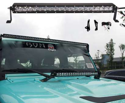 how to wire jk light bar 23 Inch 100W Light, + 2PCS Engine Hood Bracket + 1PCS Wire Harness, Offroad Wrangler JK 07 16 Engine Hood Light-in Light Bar/Work Light from How To Wire Jk Light Bar Brilliant 23 Inch 100W Light, + 2PCS Engine Hood Bracket + 1PCS Wire Harness, Offroad Wrangler JK 07 16 Engine Hood Light-In Light Bar/Work Light From Photos