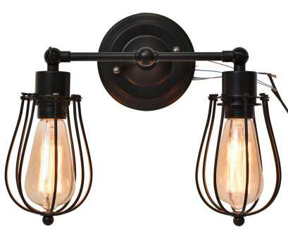 how to wire a 2 light lamp Costway Vintage Industrial Retro Edison Wall Sconce Light Lamp Wire Caged 2- light Bulb 2 How To Wire, Light Lamp Simple Costway Vintage Industrial Retro Edison Wall Sconce Light Lamp Wire Caged 2- Light Bulb 2 Galleries