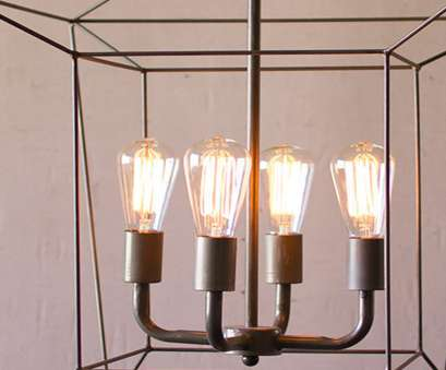 how to wire a 4 light lamp Industrial Modern Metal Wire Chandelier With 4 Lights How To Wire, Light Lamp Fantastic Industrial Modern Metal Wire Chandelier With 4 Lights Ideas