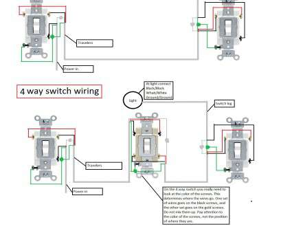 how to wire two light switches on one circuit circuit 3, and 4 switch wiring light electrical, black, and rh mattandamanda us How To Wire, Light Switches On, Circuit Nice Circuit 3, And 4 Switch Wiring Light Electrical, Black, And Rh Mattandamanda Us Images
