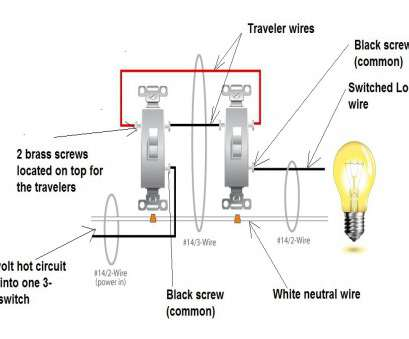 how to wire two light switches on one circuit how to install, light switches in, box viewdulah co 3, light switch wiring How To Wire, Light Switches On, Circuit Professional How To Install, Light Switches In, Box Viewdulah Co 3, Light Switch Wiring Galleries