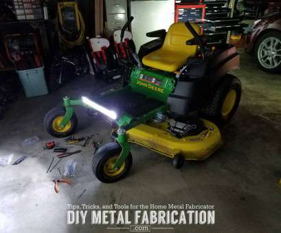 how to wire lights on zero turn mower DIY Zero Turn Headlight Installation Guide, DIY METAL FABRICATION How To Wire Lights On Zero Turn Mower Most DIY Zero Turn Headlight Installation Guide, DIY METAL FABRICATION Images