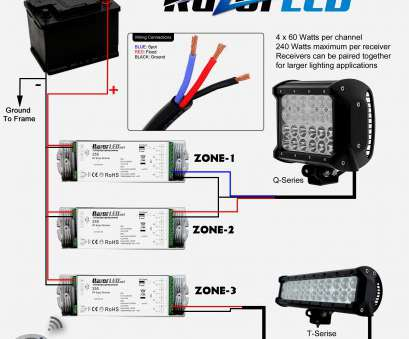 Off Road Lights Bar Wiring Diagram on