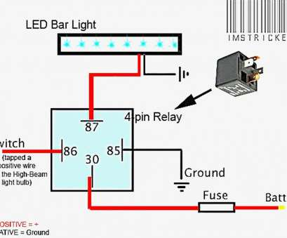 how to wire offroad lights with a relay and switch off road lights as high beams, led, wiring diagram at light How To Wire Offroad Lights With A Relay, Switch New Off Road Lights As High Beams, Led, Wiring Diagram At Light Collections