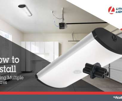 how to wire recessed lighting in garage SGLL, Garage Light Installation video from Lithonia Lighting How To Wire Recessed Lighting In Garage Brilliant SGLL, Garage Light Installation Video From Lithonia Lighting Images
