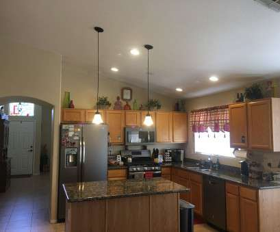 how to wire recessed lights with 2 switches Installed, 6- inch recessed lights with a dimmer switch, 2 pendant lighting How To Wire Recessed Lights With 2 Switches Professional Installed, 6- Inch Recessed Lights With A Dimmer Switch, 2 Pendant Lighting Pictures