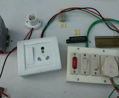 How To Wire, Switch Light Socket New Touch Lamp Light Bulbs ...  Bulb Lamp Wiring Diagram Utube on