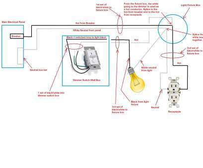 how to wire two switches into one light Wiring Diagram, Switches, Outlet, Electrical Entrancing Light Switch How To Wire, Switches Into, Light Brilliant Wiring Diagram, Switches, Outlet, Electrical Entrancing Light Switch Ideas