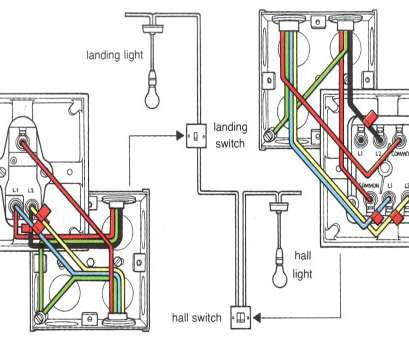 18 Fantastic How To Wire, Switches To, Light Images