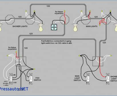 how to wire a 4 terminal light switch 4, Switch Wiring Diagram Multiple Lights, wellread.me 17 Popular How To Wire, Terminal Light Switch Ideas