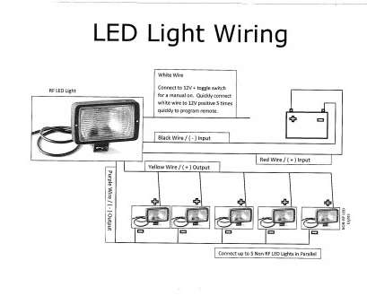 How To Wire Up A Light Bar Brilliant LED Light, Relay Wire Up At Wiring Diagram, 12V, Lights Inside Galleries