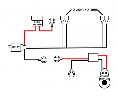 How To Wire Up A Light Bar Practical Wiring Diagram Kc Lights Fresh, Light, Of In Wire Pictures