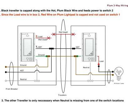 How To Wire Up A Light Switch Outlet Combo Practical Leviton ... A Light Switch And Schematic Combination Wiring on