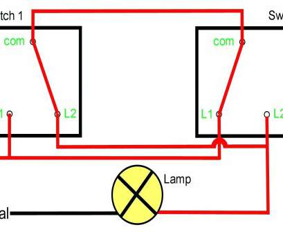 How To Wire Up A, Way Light Switch.Uk Popular Two, Wiring Diagram, Light Switch Fresh Wiring Diagram 1 Light 2 Switches Uk Electrical, Switch Ical For Solutions