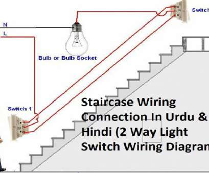 how to wire up two switches to one light 2, Light Switch Wiring || Staircase Wiring Connections || In Urdu With, Light Switches, Light How To Wire Up, Switches To, Light Popular 2, Light Switch Wiring || Staircase Wiring Connections || In Urdu With, Light Switches, Light Solutions