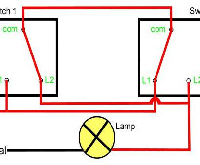 how to wire up two switches to one light Two, switching explained How To Wire Up, Switches To, Light New Two, Switching Explained Images
