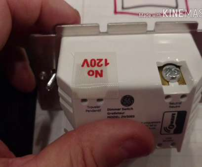 how to wire a z wave 3 way switch Replace 4-way circuit with GE smart switches How To Wire, Wave 3, Switch Popular Replace 4-Way Circuit With GE Smart Switches Pictures