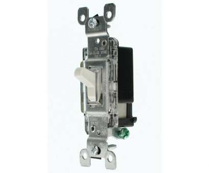 how to wire a 3 way duplex switch Leviton 15, 3-Way Double Toggle Switch, White-R62-05241-0WS -, Home Depot How To Wire, Way Duplex Switch Popular Leviton 15, 3-Way Double Toggle Switch, White-R62-05241-0WS -, Home Depot Images