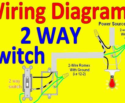 how to wire a 2 way light How To Wire A Light With, Switches Switch Diagram WIRING DIAGRAM At 2, Wiring How To Wire, Way Light Best How To Wire A Light With, Switches Switch Diagram WIRING DIAGRAM At 2, Wiring Images