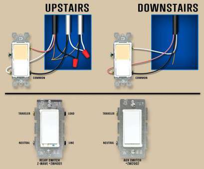how to wire a 3 way switch leviton Leviton 3, Switch Wiring Diagram, wellread.me 18 Brilliant How To Wire, Way Switch Leviton Solutions