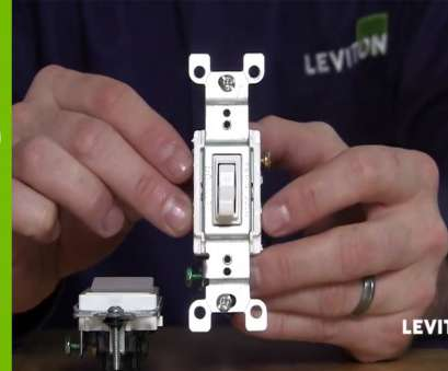 how to wire a 3 way switch leviton Leviton Presents: What is a 3-Way Switch? How To Wire, Way Switch Leviton Nice Leviton Presents: What Is A 3-Way Switch? Ideas
