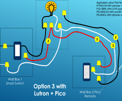 how to wire a 3 way switch lutron Lutron 3-way Switch Install,, Smart Some Guy How To Wire, Way Switch Lutron New Lutron 3-Way Switch Install,, Smart Some Guy Galleries