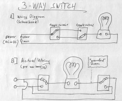 how to wire a 3 way switch for multiple lights Awesome 3, Switch Wiring Diagram Multiple Lights 22 On At How To Wire, Way Switch, Multiple Lights Cleaver Awesome 3, Switch Wiring Diagram Multiple Lights 22 On At Images