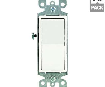 how to wire a 3 way switch ask the builder Leviton Decora 15, Single Pole AC Quiet Switch, White (10-Pack) How To Wire, Way Switch, The Builder Cleaver Leviton Decora 15, Single Pole AC Quiet Switch, White (10-Pack) Collections