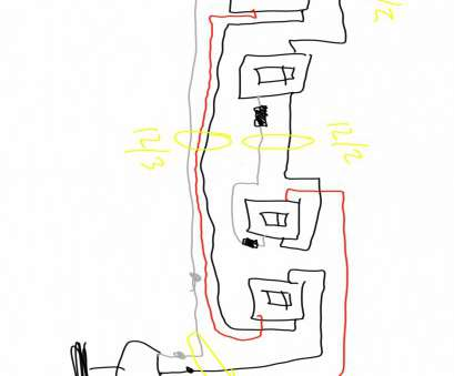 how to wire a 3 way switch to one light Wiring Diagram, Dual Switch, Light, Electrical What Wire is Needed, A Double How To Wire, Way Switch To, Light Creative Wiring Diagram, Dual Switch, Light, Electrical What Wire Is Needed, A Double Images