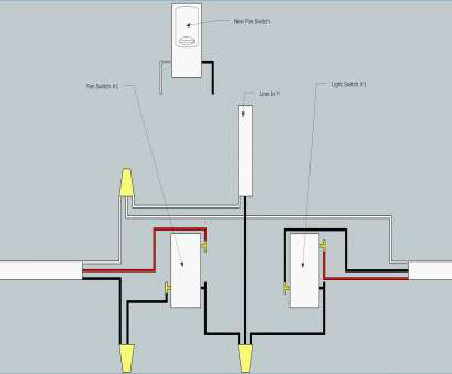 How To Wire, Way Switch With 12-2 Professional Diagram 2, Switch Unique Wiring, Way Switch With, 12 2 Wires A Photos