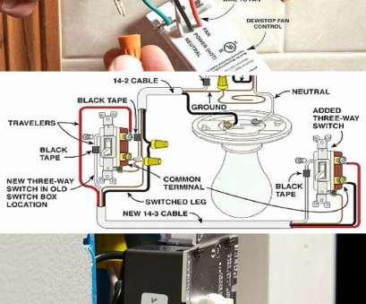 how to wire a 3 way switch with 14-3 Insteon 3, Switch Wiring Diagram Lovely Wiring, A Ceiling Exhaust, and Light … How To Wire, Way Switch With 14-3 Professional Insteon 3, Switch Wiring Diagram Lovely Wiring, A Ceiling Exhaust, And Light … Images