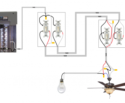 how to wire a 3 way switch with 14-3 one, of 3, switches to control, motor, one, to rh diychatroom, 3-Way Switch Diagram Multiple Lights 3-Way Switch Wiring Methods How To Wire, Way Switch With 14-3 Fantastic One, Of 3, Switches To Control, Motor, One, To Rh Diychatroom, 3-Way Switch Diagram Multiple Lights 3-Way Switch Wiring Methods Pictures