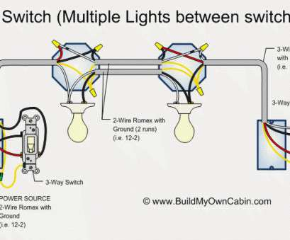 How To Wire, Way Switch With Four Lights Brilliant Connect ... A Series Of Lights To One Switch Wiring Diagrams on