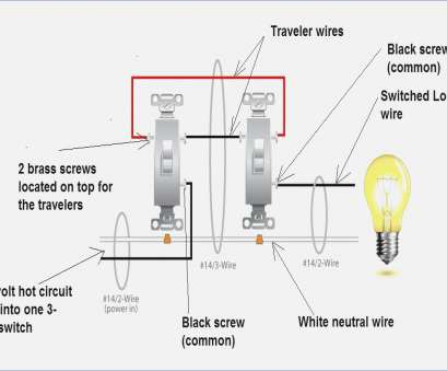 how to wire a 3 way switch with one light How To Wire A Three, Light Switch Diagram, To Wire A Three How To Wire, Way Switch With, Light Brilliant How To Wire A Three, Light Switch Diagram, To Wire A Three Collections