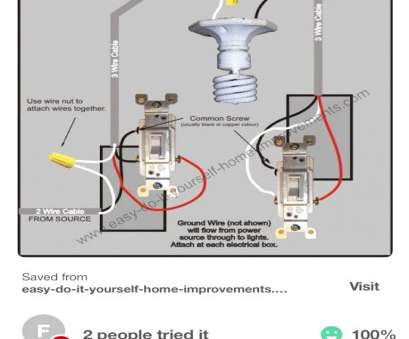 how to wire a 3 way switch with one light Wire Three, Switch, Light Diagram, To A Within 2 Switches Wiring How To Wire, Way Switch With, Light Most Wire Three, Switch, Light Diagram, To A Within 2 Switches Wiring Galleries